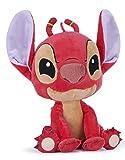 ENVI New Official Disney 12' Soft Toy Lilo and Stitch Soft Toys Stitch Angel Leroy (Leroy)