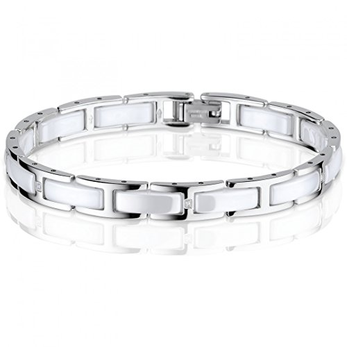 BERING Enlace Mujer acero inoxidable - 612-15-185