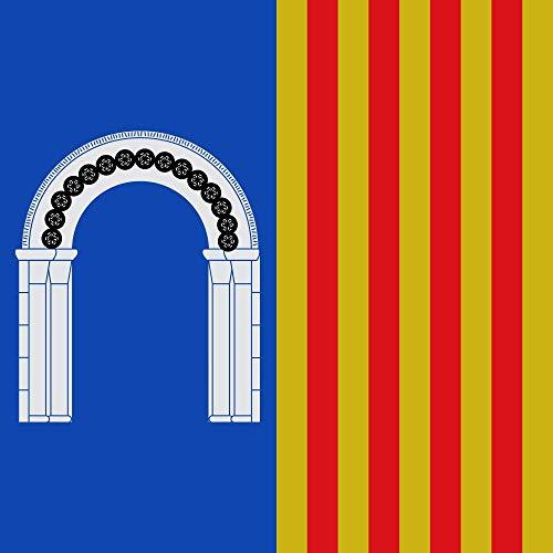 magFlags Bandera Large Paño de Proporciones 1/1, Ancho por Largo | 1.35m² | 120x120cm