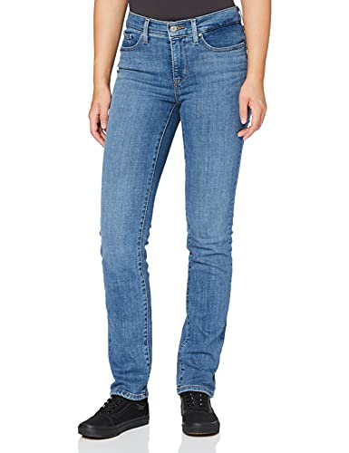 Levi's 314 Shaping Straight Jeans, Lapis Speed, 2730 Femme