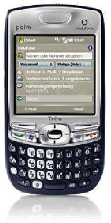 Palm Treo 750 V Smartphone cellulare UMTS (Vodafone-branding)
