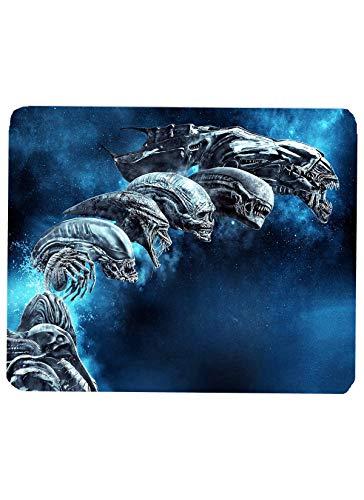 Alien Xenomorph Evolution Mouse pad Handmade Horror Movie Geek