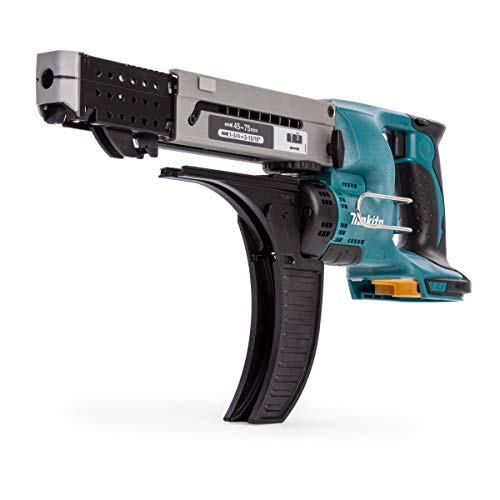Makita Akku-Magazinschrauber (18 V, ohne Akku, ohne Ladegerät) DFR750Z