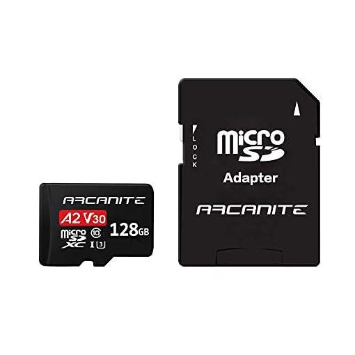 Nintendo Switch, Mando Pro Controller, Con Cable USB + ARCANITE, Tarjeta de memoria microSDXC de 128 GB con adaptador SD… 5