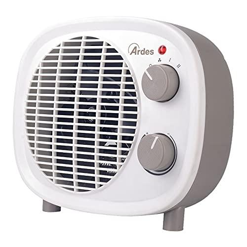Ardes AR4F08 TUNE Termoventilatore 2 Potenze con Termostato Temperatura Ambiente 2000 W...