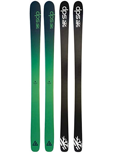 DPS Foundation Cassiar 94 Ski - Green 178cm