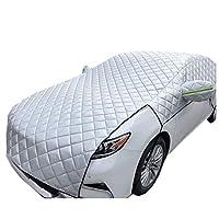 車体カバー 車との互換性のあるMcLaren 720S、車/SUV/スポーツカーに適した厚手のフル外装カバー 車 カーカバー (Color : B, Size : 2017 4.0T Coupe)