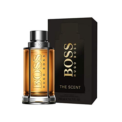 Hugo Boss, Agua de cologne para hombres - 200 ml.
