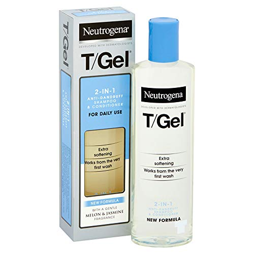 Neutrogena T/Gel 2In1 Dandruff Shampoo 125 Ml - 125 ml
