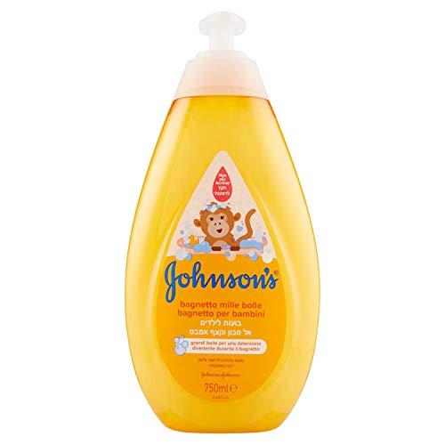 Johnson's Baby Millebolle - Bañera para niños, 750 ml