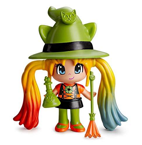 FEBER Pinypon - Figura Bruja Catia, Multicolor