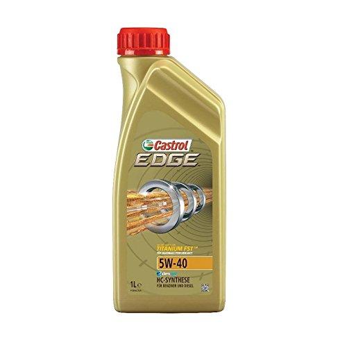 1 L 5 L 6 Liter Castrol Edge Fluid Titanium 5w 40 Motoröl Auto