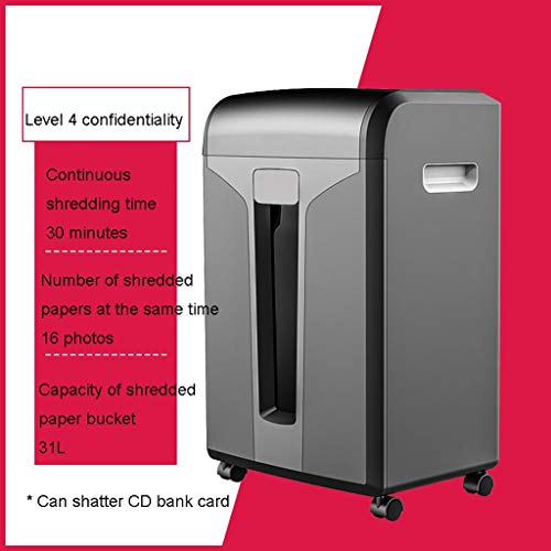 Fantastic Deal! TUCY Microcut Shredder with Pullout Basket,Autofeed,Overload and Thermal Protectio...