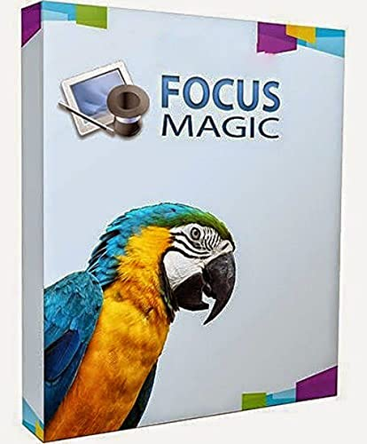 Focus Magic – Photo Focusing Software |Repair out of focus photos |Software Registration Code | Delivery Within 1-24H |Download link via Amazon Message/Email