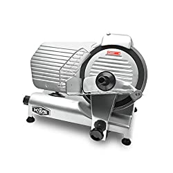 KWS Commercial 320w Electric Meat Slicer Review