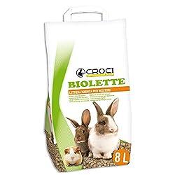 Croci R4075713 - Lettiera Biolette, 8 Litri