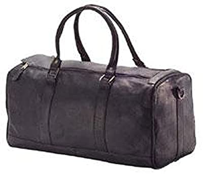 Clava Small 19 Inch Barrel Duffel (Vachetta Cafe)