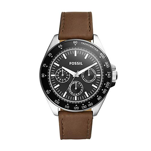 Fossil Men's Neale Quartz Stainless Steel and...