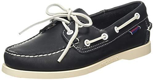 Sebago Docksides Portland W, Chaussures Bateau Femmes,...