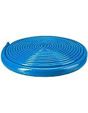 10m lang blauw 15mm extra sterke pijp schuim isolatie Lagging Wrap 6mm dik