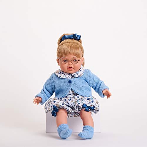 Lieveheersbeestje - pop, kleur Danny Jurk / Rebeca, blauw (commerciële speelgoed, vlinder Sl 1)