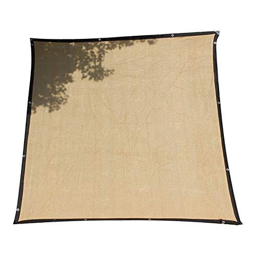 Filet d'ombrage Tissu Abat-jour Résistant Aux UV 88% Jaune, Cour Arrière/Solarium/Camping Cool Runners avec Oeillets, Filet D'ombrage D'été (Size : 1×5m)