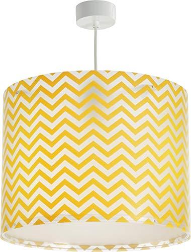 Dalber Geometrico Lampada da soffitto E27, 60 W, Multicolore, 250 x 330 x 330