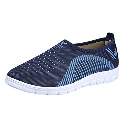 Men's Casual Slip-On Sport Shoes Sneaker Comfortable Footwears Loafers Shoes