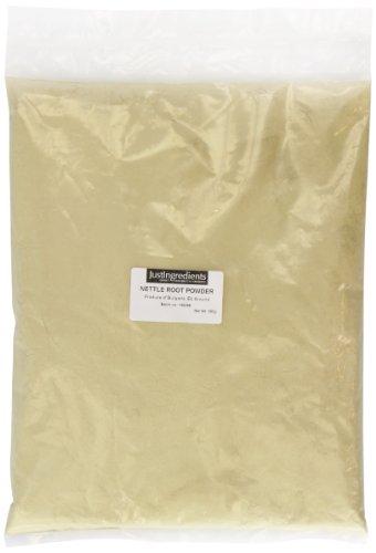 JustIngredients Brennnesselwurzel Pulver, Nettle Root Powder, 1er Pack (1 x 500 g)