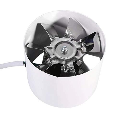 no-logo WJDDJ El Ventilador de Entrada Extintor, bajo Ruido y extralarga a Tierra del Cable de alimentación