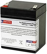 UPSBatteryCenter Compatible Battery for APC Back-UPS ES 500 BE500-1Yr Warranty
