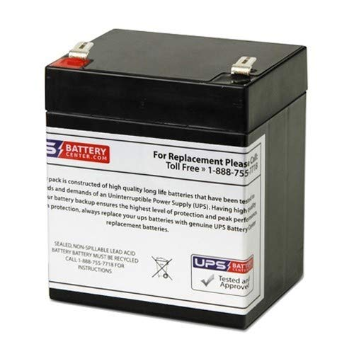 UPSBatteryCenter RBC109 Compatible Replacement Battery Pack for APC RBC109