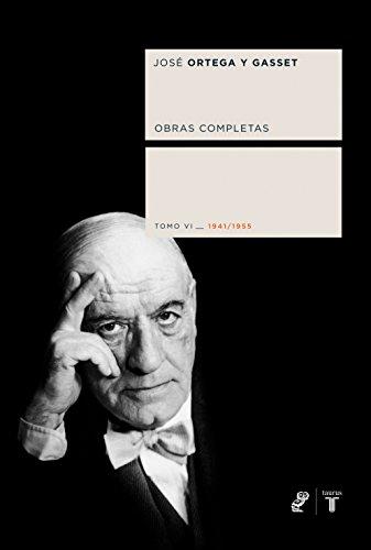 Obras completas. Tomo VI (1941/1955) (Spanish Edition)