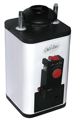 Calentador Calorex de Paso COXDP-06 STD Gas Lp 502010131 – Blanco