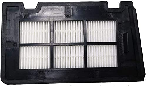 Laimaiou Kit de accesorios de repuesto para Cecotec Conga 4690 Ultra 6090 Ultra 7090 IA 4090 4490 5090 5490 Robot aspirador 15 paquetes de cepillo de rodillo, filtro y cepillo lateral