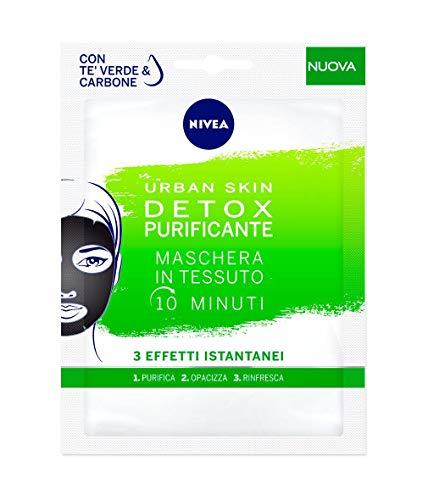 Urban Skin - 3 Detox Masker Zuiveren 10 minuten