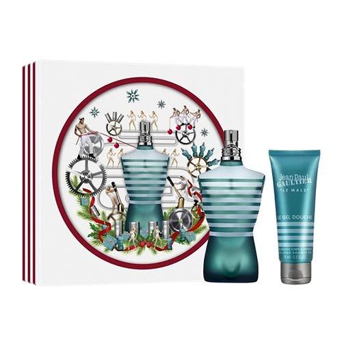 Jean Paul Gaultier Jean paul gaultier jpg le male geschenkset 75ml eau de toilette edt & 75ml shower gel