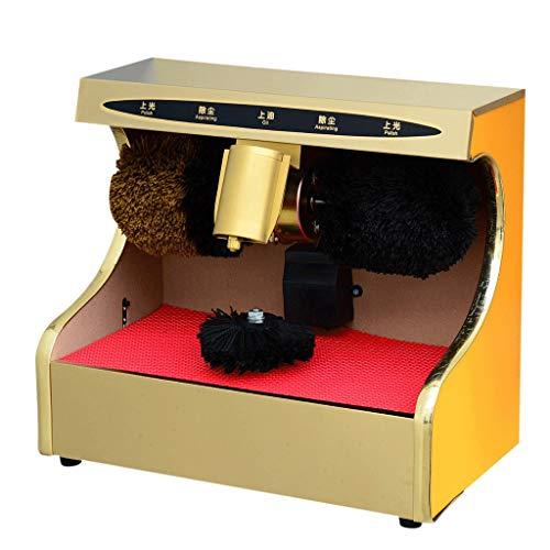 Máquina multifuncional para el cuidado de los zapatos y el calzado de...