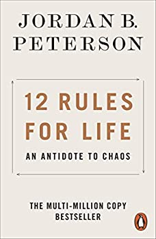 Paperback 12 Rules for Life: An Antidote to Chaos Book