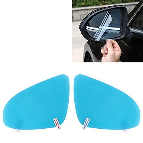 BEIJING CAR-Film/Für Chevrolet trax car Haustier hintere Spiegel schützende Fenster klare Anti-Nebel wasserdichte Regen Schild Film