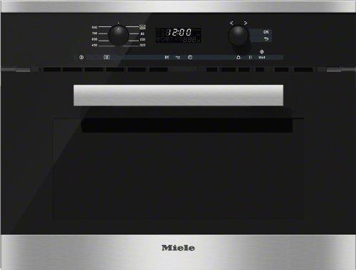 Miele M 6260 46L Nero, Acciaio inossidabile forno