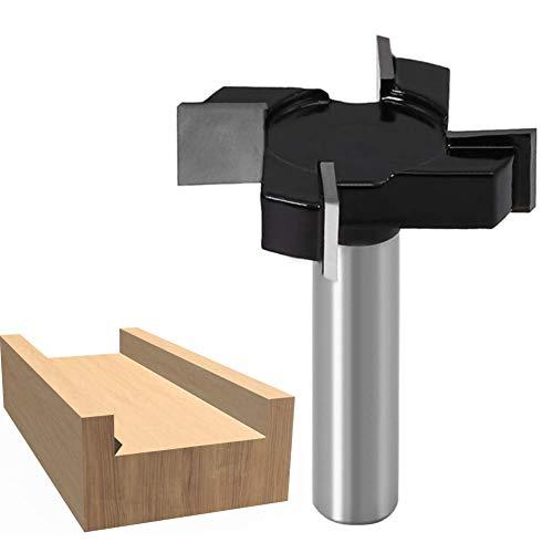 WSOOX 12mm Schaft 4 Flöte Prämie CNC...