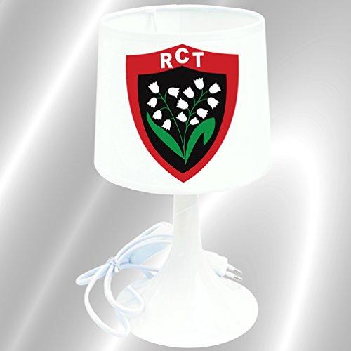 Lampe de chevet de création Kikoucat - Lampe à poser enfant - RCT Toulon