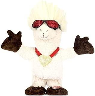 Animated Dancing Singing Valentine Llama Plush Toy - 10
