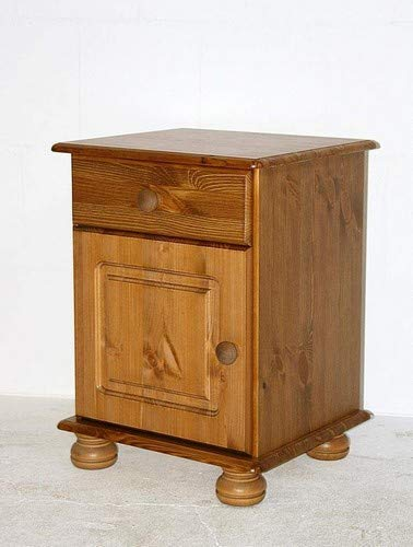 Steens Furniture Richmond nachtkastje met 1 deur en 1 lade, grenen