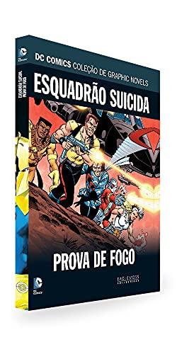 Dc Graphic Novels Ed. 146 - Esquadrão Suicida. Prova de Fogo