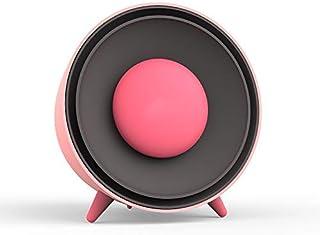 XUENUO Calefactor Eléctrico Calentador Calentador de Manos más cálido Calefactor Eléctrico Superficie de la Mesa de Mini Mudo casa -144 * 148 * 128cm,10261158312060944_Pink