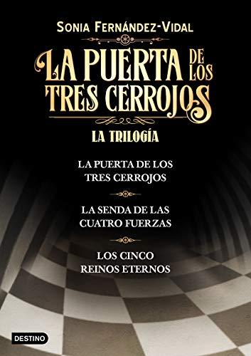 Trilogía La puerta de los tres cerrojos (pack) (Isla del Tiempo)