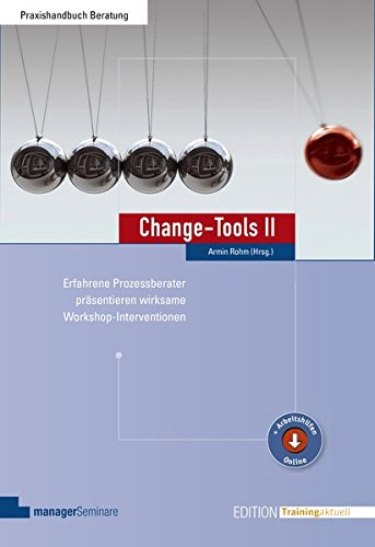 Change-Tools II (Edition Training aktuell)
