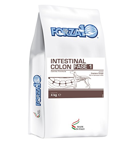 Forza10 Intestinal Colon Phase I Nourriture sèche pour Chiens souffrant d'inflammation gastrique 4 kg
